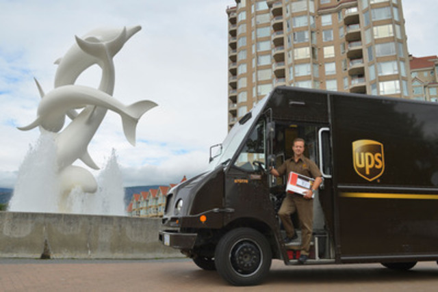 UPS Canada Extends its Centre in Kelowna