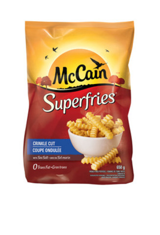 McCain Foods Ltd. is one of the world's largest producer of French Fries and Potato Specialities. Located in Florenceville, New Brunswick, Canada, McCain has grown to become a .