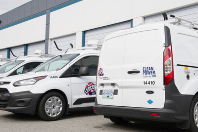 Ledcor Purchases Two-Hundred Natural Gas Vehicles