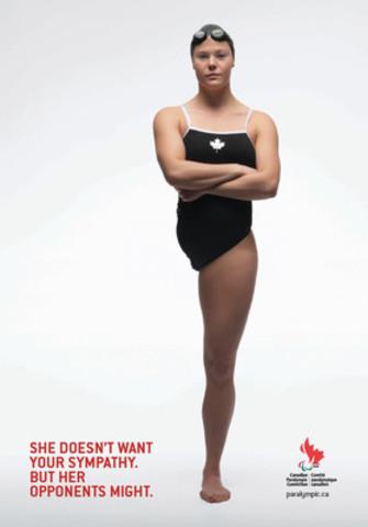 Three Time Paralympian Stephanie Dixon Named Canada S