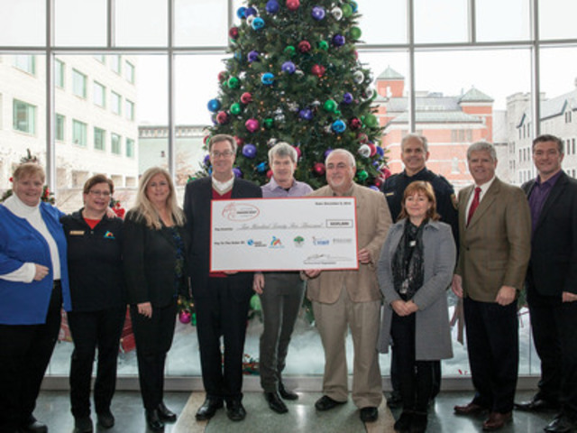The ottawa dragon boat foundation presents 225 000 to for Youth bureau ottawa