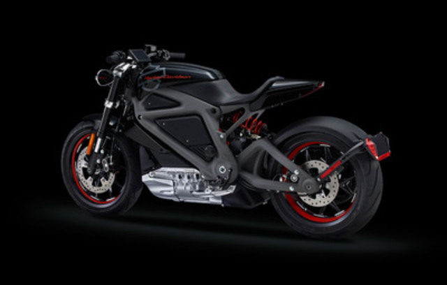 Project livewire the first electric harley davidson for Harley davidson motor co