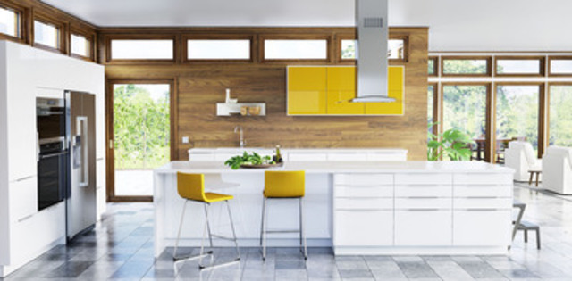 Ikea Kitchen White Gloss ikea canada introduces new kitchen system
