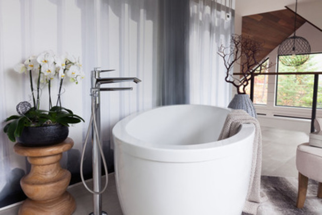 Design-industry and plumbing retail experts let the good times flow ...