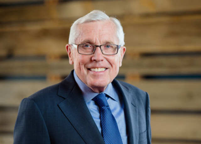 "Image with caption: ""Gerry Pond, the first-ever BDC Entrepreneurship Champion (CNW Group/Business Development Bank of Canada)"". - 20150325_C2446_PHOTO_EN_13533"