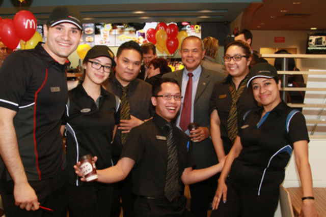 the challenging careers offered at mcdonald s Mcdonalds offers home and office delivery service mcdonald's offers home and office delivery service in selected markets in the us and canada mcdonald's.