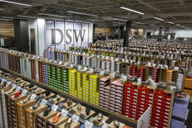 Calling All Shoe Lovers--Town Shoes Limited announces DSW ...