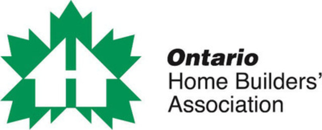 Image With Caption Ontario Home Builders Association Cnw Group Ontario Home Builders Association