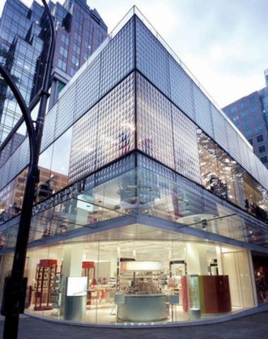 Holt renfrew celebrates a new era of luxury for holt for Design hotel vancouver