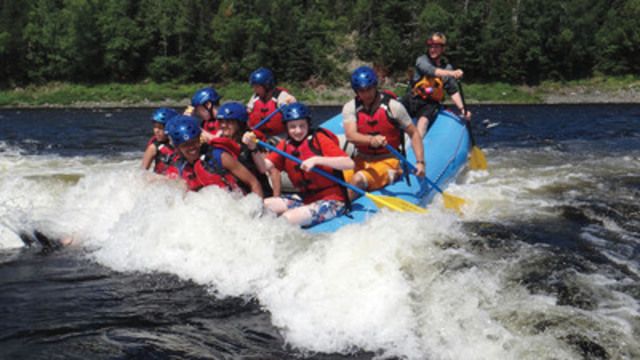 Scouts Canada Summer Camp Offers Youth A World Of