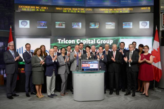 Tricon Properties Inc