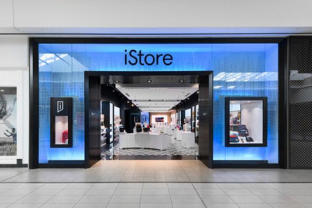 Istore Opens New Locations In Toronto And Edmonton