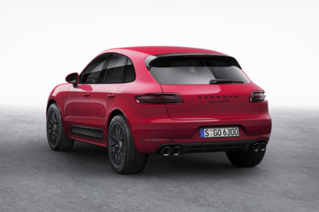 CNW | Porsche Macan GTS - The thoroughbred sports car among SUVs