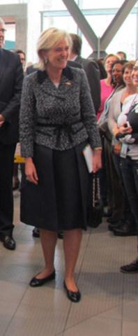 Ballard Hosts HRH Princess Astrid of Belgium in Recognition