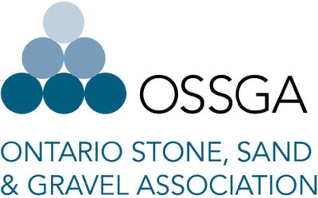 Building Stone Producers Association : Ontario sand and gravel industry not a significant water