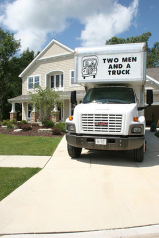 Moving Truck Companies >> CNW | Two Men and a Truck celebrates 30th anniversary