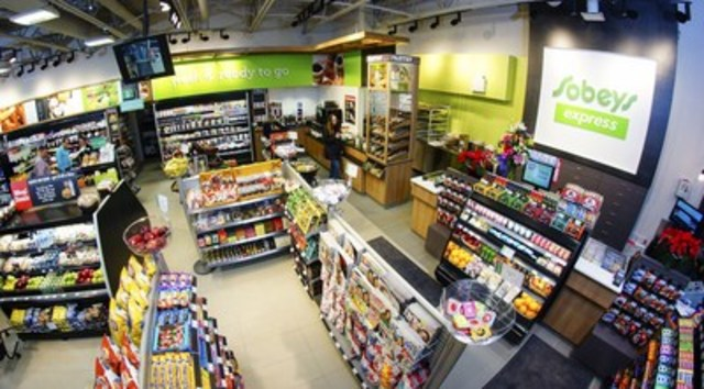 Sobeys Express - A Fresh Take On Traditional Convenience