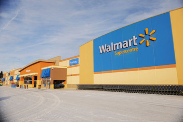 Walmart Confirms Opening Of 15 Supercentres Across Canada