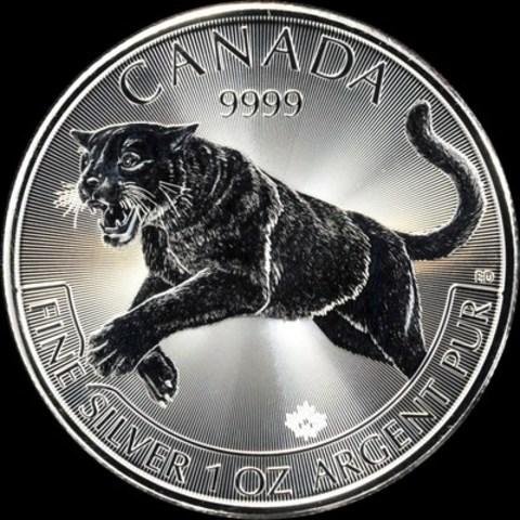 Cnw Royal Canadian Mint Launches New Silver Quot Predator