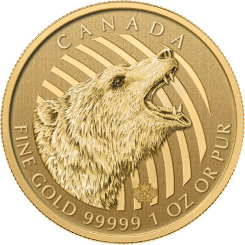 Royal Canadian Mint Launches New Silver Quot Predator Quot Bullion