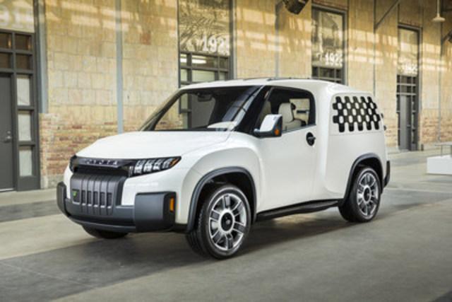 Canada Goose mens outlet discounts - Media Advisory: Toyota U2 Urban Utility concept car makes global ...