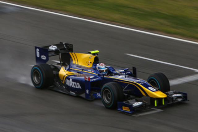 canada 39 s nicholas latifi joins renault sport formula one team. Black Bedroom Furniture Sets. Home Design Ideas
