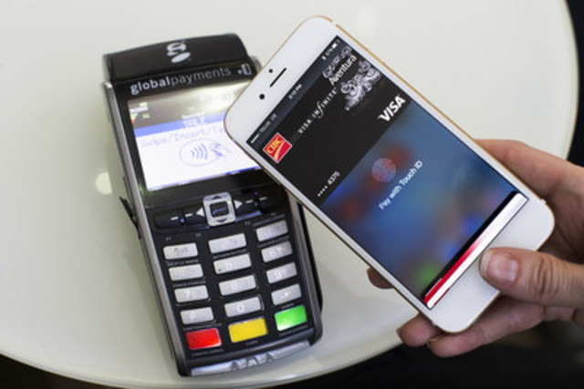 Apple Pay launches today for CIBC clients