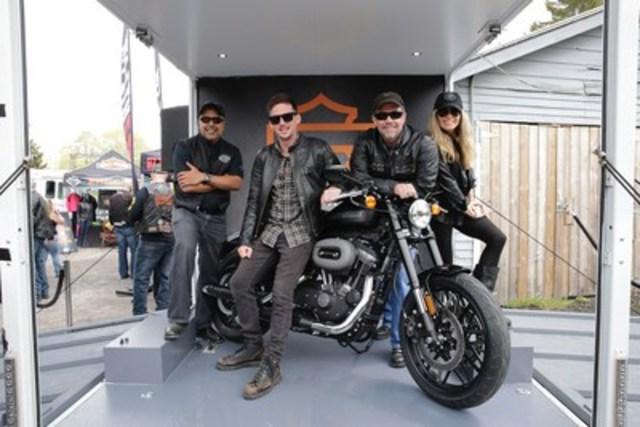 Harley Davidson Build Your Own Bike Canada