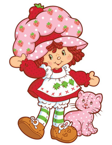 Original Strawberry Shortcake Cartoon Images & Pictures - Becuo
