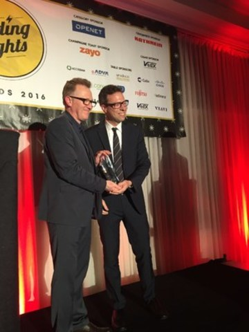 Accedian Wins Leading Lights Award for Outstanding Test