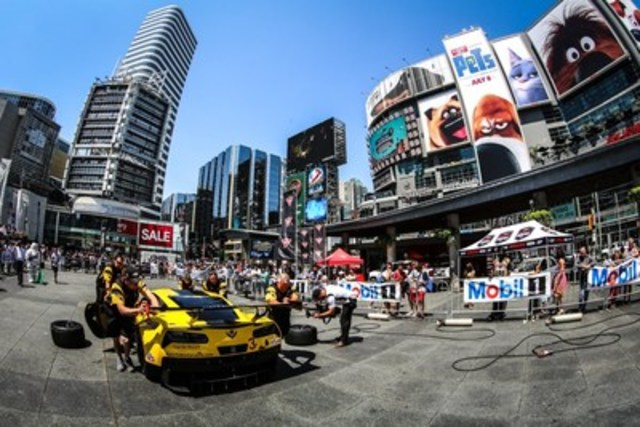 racefest roars into downtown toronto. Black Bedroom Furniture Sets. Home Design Ideas