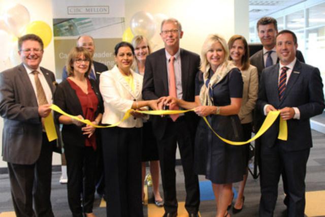 CIBC Mellon Expands Into New Location Brings  Jobs To Mississauga  C PHOTO EN  Cibc Mellon Expands Into New Location Brings  Jobs To Mississaugajsp