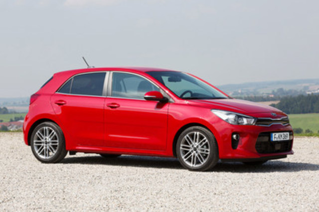 CNW | All-new Kia Rio