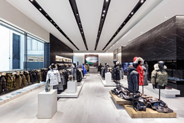 canada goose store france