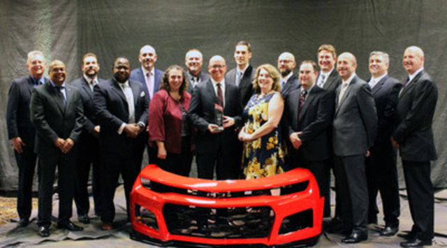 CNW | Magna Recognized for Innovation in Manufacturing